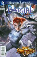 Batgirl (2011 4th Series) 27A