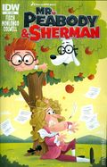 Mr. Peabody and Sherman (2013 IDW) 3