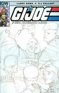 GI Joe Real American Hero (2010 IDW) 198RI
