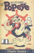 Classic Popeye (2012 IDW) 17RI