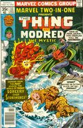 Marvel Two-in-One (1974 1st Series) Mark Jewelers 33MJ