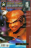 Star Trek Deep Space Nine Celebrity Rules of Diplomacy (1995 1
