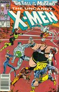 Uncanny X-Men (1963 1st Series) Mark Jewelers 225MJ