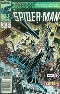 Web of Spider-Man (1985 1st Series) Mark Jewelers 31MJ