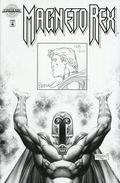 Magneto Rex (1999) Marvel Authentix Edition 1DF.REMARK