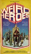 Weird Heroes Paperback (1975) 8-REP
