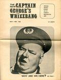 Captain George's Whizzbang, New (1968) Fanzine 1