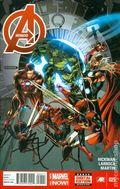 Avengers (2013 5th Series) 25A