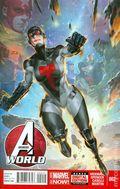 Avengers World (2014) 2A