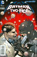 Batman and Robin (2011 2nd Series) 27A
