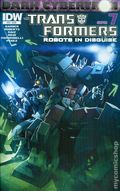 Transformers (2012 IDW) Robots In Disguise 25