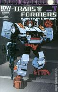 Transformers (2012 IDW) Robots In Disguise 25SUB