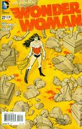 Wonder Woman (2011 4th Series) 27A