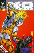X-O Manowar (2012 3rd Series Valiant) 21A