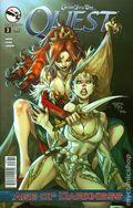 Grimm Fairy Tales Quest (2013 Zenescope) 3C