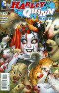 Harley Quinn (2013) 2A