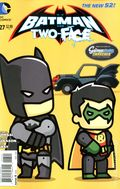 Batman and Robin (2011 2nd Series) 27B