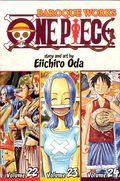 One Piece TPB (2009- Viz) 3-in-1 Volume 22-24-1ST