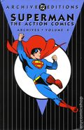 DC Archive Editions Action Comics HC (1997-2012 DC) 4-REP