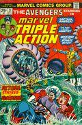 Marvel Triple Action (1972) Mark Jewelers 21MJ