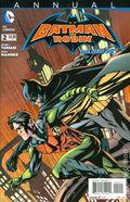 Batman and Robin (2011 2nd Series) Annual 2