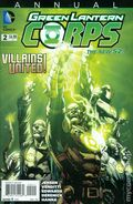 Green Lantern Corps (2011 2nd Series) Annual 2