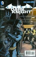 Batman The Dark Knight (2011 2nd Series) 27A