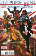 Revolutionary War Knights of Pendragon (2014 Marvel) 1A