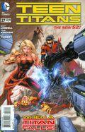 Teen Titans (2011 4th Series) 27A