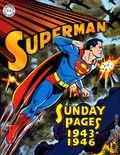 Superman The Golden Age Sundays: 1943-1946 HC (2014 IDW/DC) 1-1ST