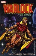 Warlock TPB (2014 Marvel) The Complete Collection By Jim Starlin 1-1ST