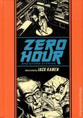 Zero Hour and Other Stories Illustrated by Jack Kamen HC (2014 Fantagraphics) The EC Library 1-1ST