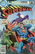 Superman (1939 1st Series) Mark Jewelers 334MJ