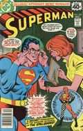 Superman (1939 1st Series) Mark Jewelers 330MJ