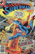 Superman (1939 1st Series) Mark Jewelers 340MJ