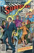Superman (1939 1st Series) Mark Jewelers 341MJ
