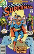 Superman (1939 1st Series) Mark Jewelers 337MJ