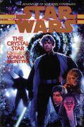 Star Wars The Crystal Star HC (1994 Bantam Novel) 1B-1ST