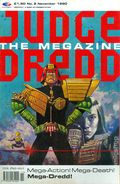 Judge Dredd Megazine (1990) Vol. 1 #2