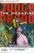 Judge Dredd Megazine (1990) Vol. 1 #4