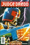 Judge Dredd Megazine (1990) Vol. 1 #10