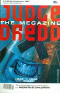 Judge Dredd Megazine (1990) Vol. 1 #5