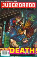 Judge Dredd Megazine (1990) Vol. 1 #17