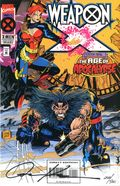 Weapon X (1995 1st Series) 1-DFSIGNED