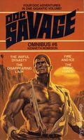 Doc Savage Omnibus PB (1986-1990 Novel) 6-1ST