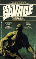 Doc Savage Omnibus PB (1986-1990 Novel) 4-1ST
