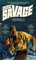 Doc Savage Omnibus PB (1986-1990 Novel) 7-1ST
