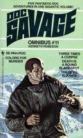 Doc Savage Omnibus PB (1986-1990 Novel) 11-1ST