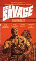 Doc Savage Omnibus PB (1986-1990 Novel) 8-1ST