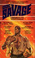 Doc Savage Omnibus PB (1986-1990 Novel) 13-1ST